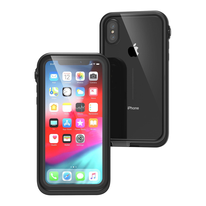 Voděodolné pouzdro / kryt pro iPhone XS - Catalyst, Waterproof Case Black