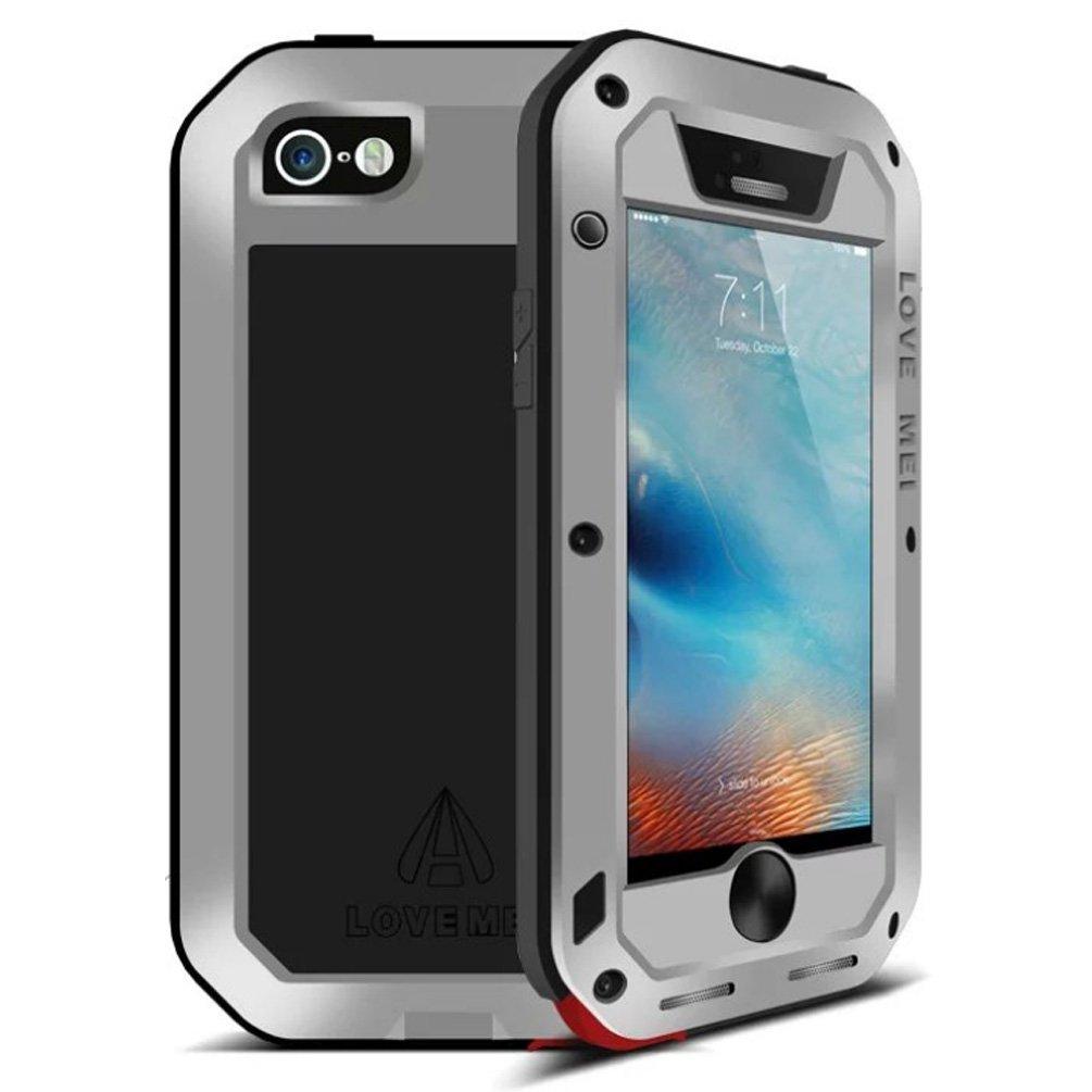 Ochranný kryt pro iPhone 5   5S   SE - LOVE MEI 7ff7535861d