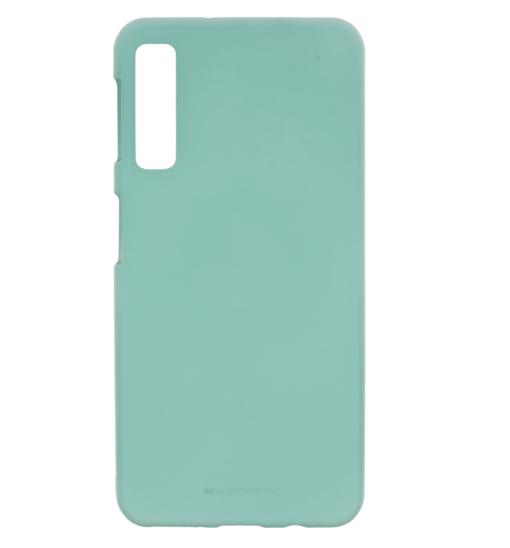 Pouzdro / kryt pro Samsung GALAXY A7 (2018) A750 - Mercury, Soft Feeling Mint