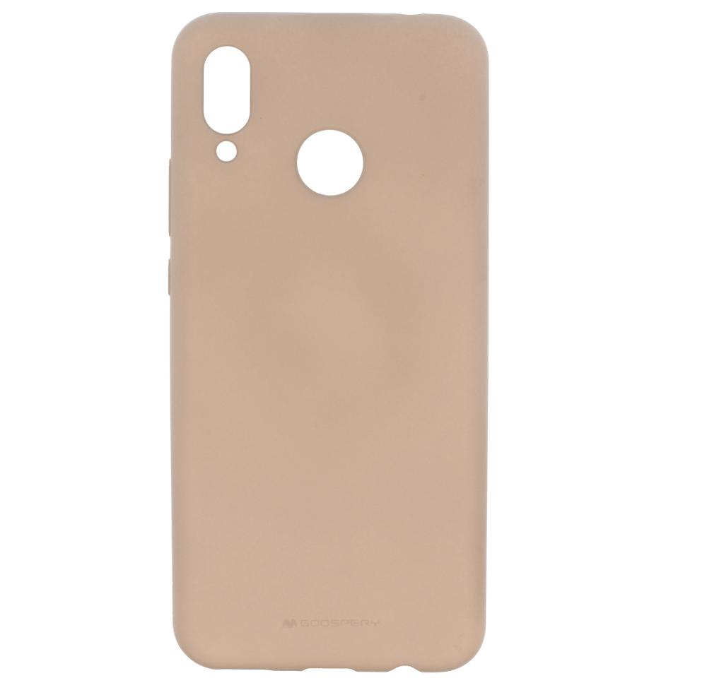 Pouzdro / kryt pro Huawei Nova 3 - Mercury, Soft Feeling Pink Sand