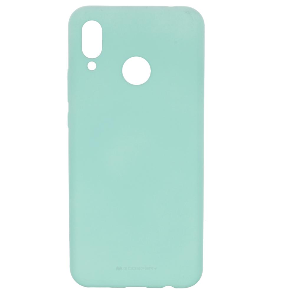 Pouzdro / kryt pro Huawei Nova 3 - Mercury, Soft Feeling Mint