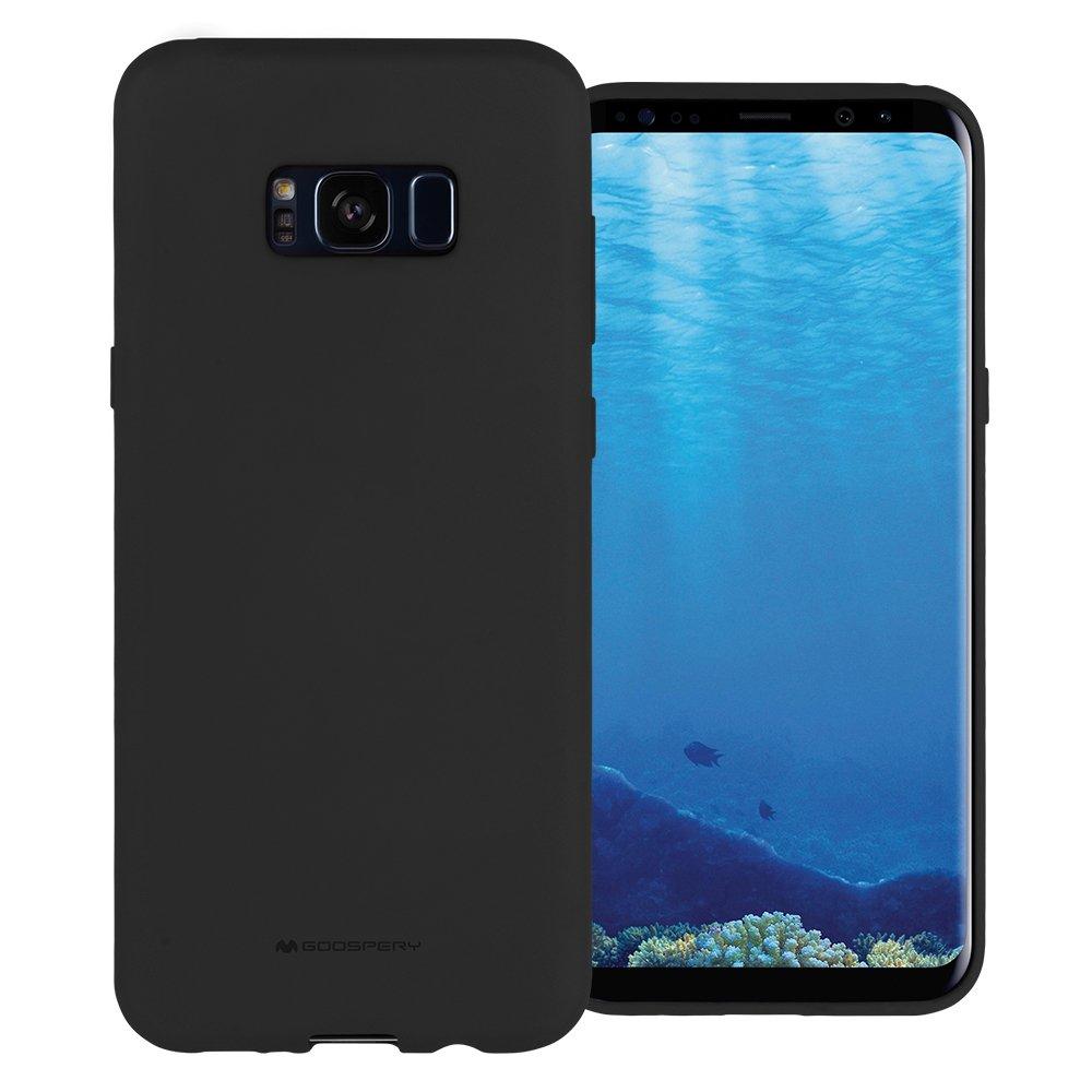 Ochranný kryt pro Samsung Galaxy S8 PLUS - Mercury, Soft Feeling Black