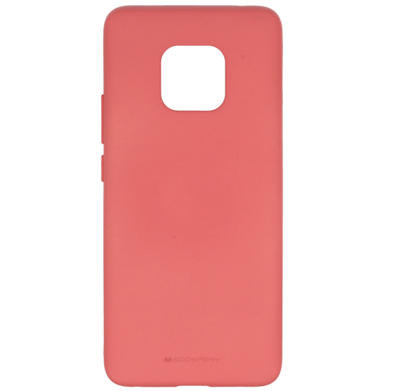 Pouzdro / kryt pro Huawei Nova 3 - Mercury, Soft Feeling Pink