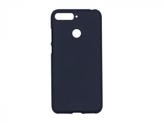 Kryt pro HONOR 9 LITE - Mercury, Soft Feeling Midnight Blue