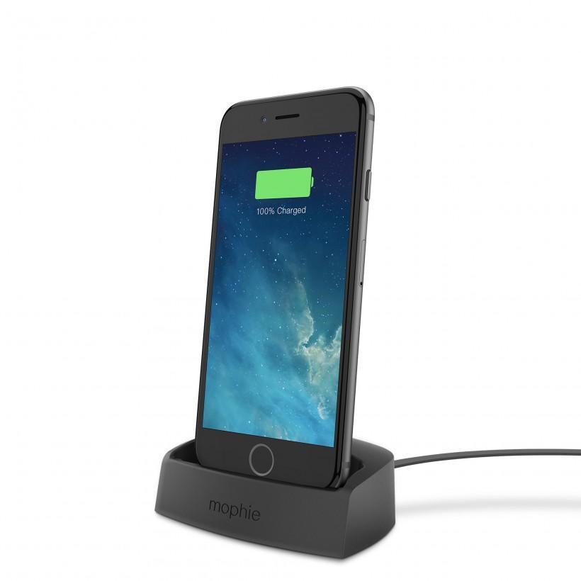 Dokovací stanice pro iPhone 8/7/6S/6/SE/5S/5 - Mophie, Desktop Dock