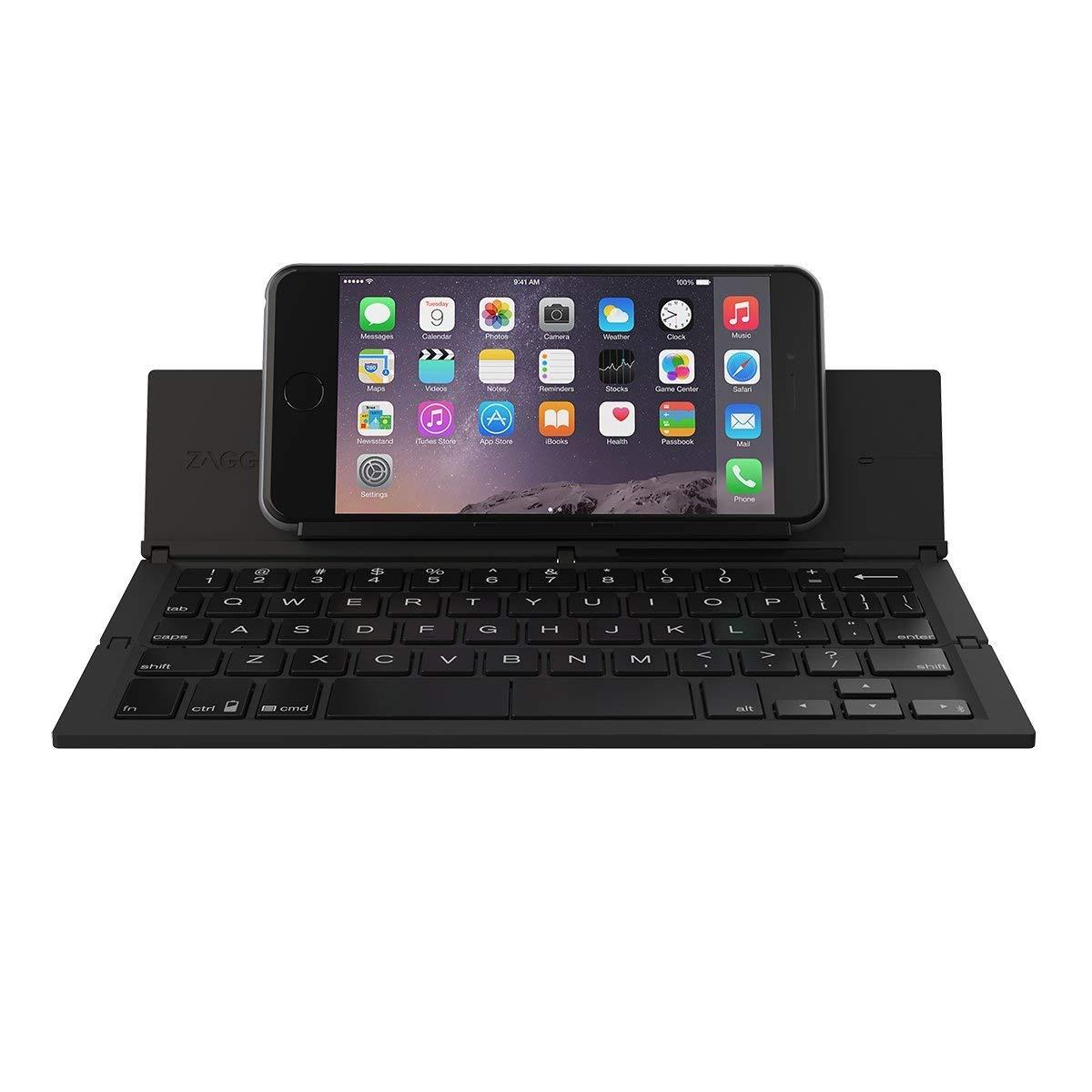 Univerzální Bluetooth klávesnice pro mobil nebo tablet - ZAGGkeys, Pocket CZ/SK
