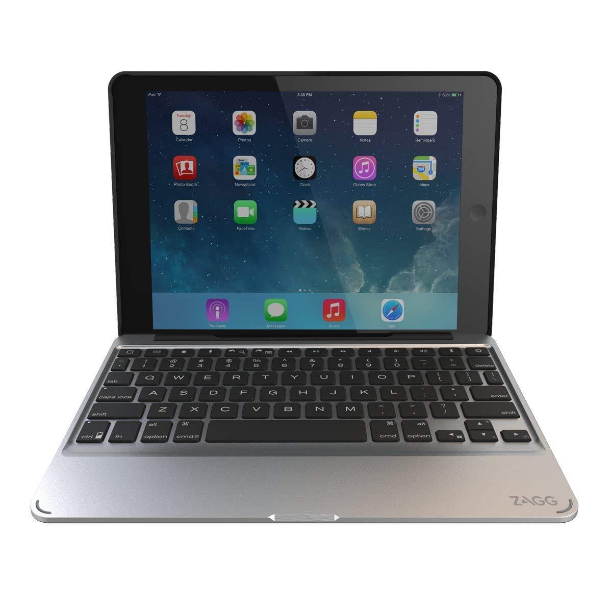 Klávesnice pro iPad mini 1 / 2 / 3 - ZAGGkeys, Slim Book EN