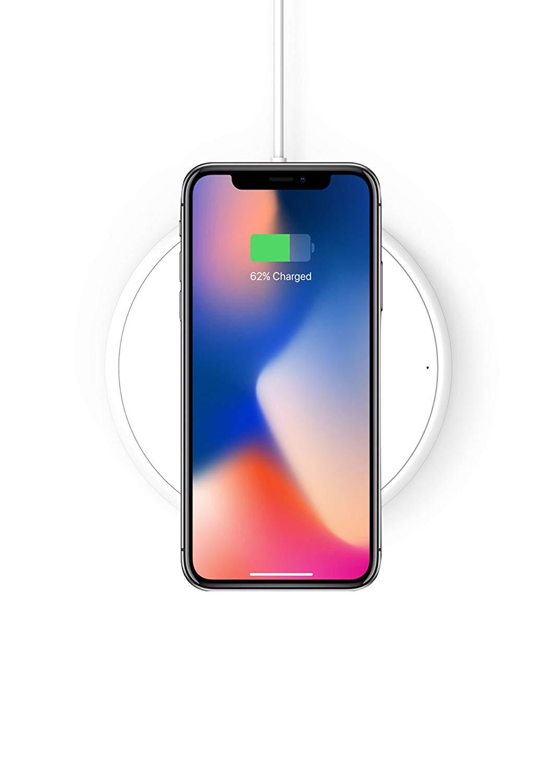 Bezdrátová rychlá nabíječka pro iPhone - FREEDY, 15W