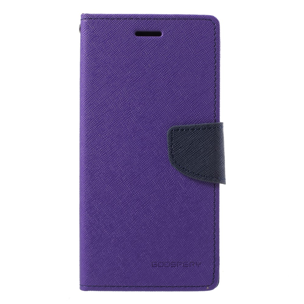 Pouzdro / kryt pro Samsung GALAXY J6 PLUS (2018) J610F - Mercury, Fancy Diary Purple/Navy