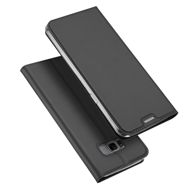 Pouzdro pro Samsung Galaxy S8 - DuxDucis, SkinPro Black