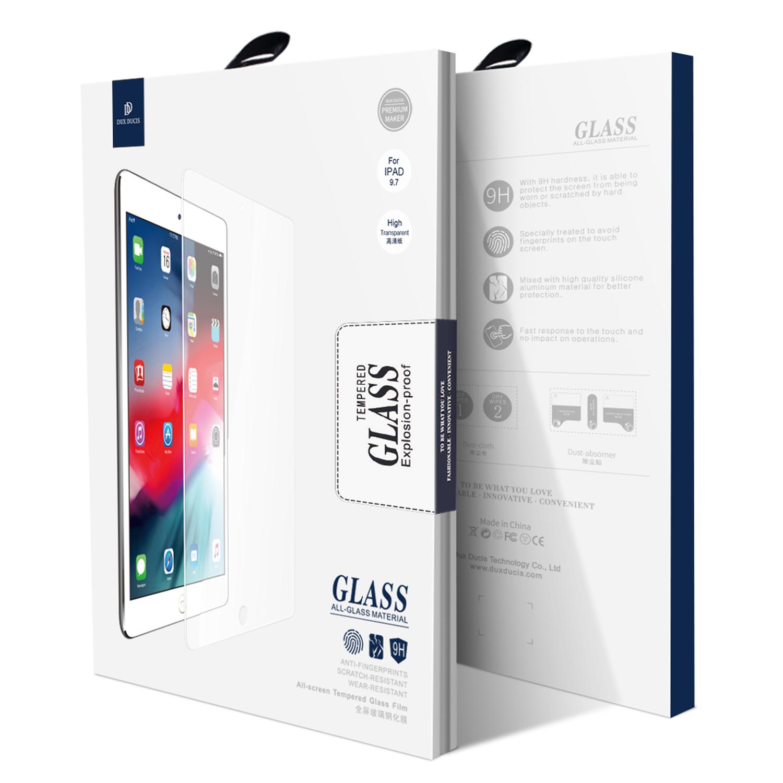 Ochranné tvrzené sklo pro iPad Air 1 / Air 2 / 2017 / 2018 - DuxDucis, Tempered Glass