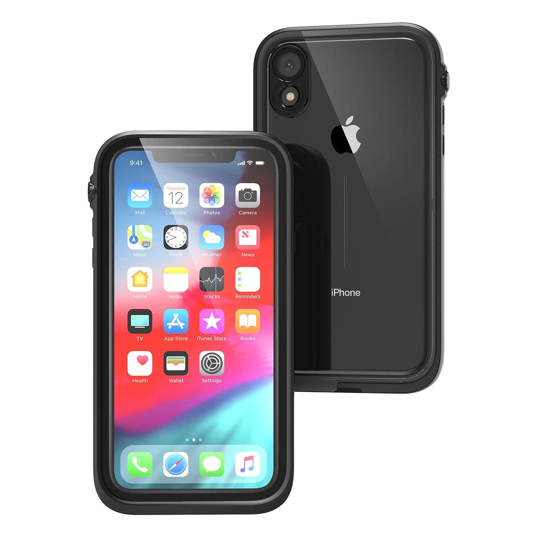 Voděodolné pouzdro / kryt pro iPhone XR - Catalyst, Waterproof Case Black