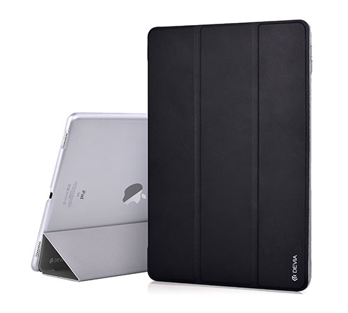 Pouzdro / kryt pro iPad Pro 11 (2018) - Devia, LightGrace Black