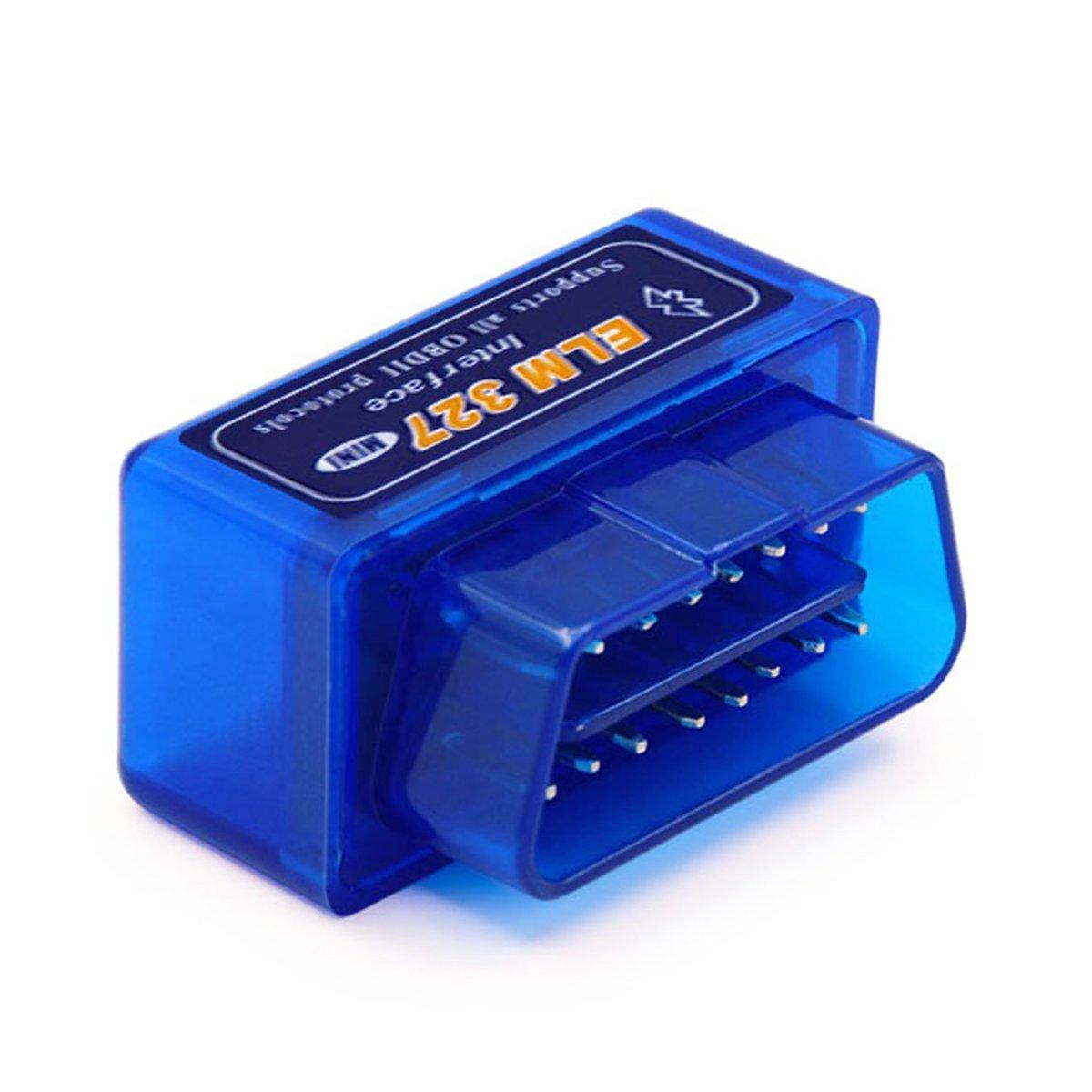 Automobilová diagnostická Bluetooth jednotka pro OBD II - ELM 327 V1.5