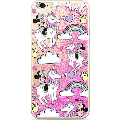 Ochranný kryt pro iPhone 7 / 8 - Disney, Minnie 037 Pink