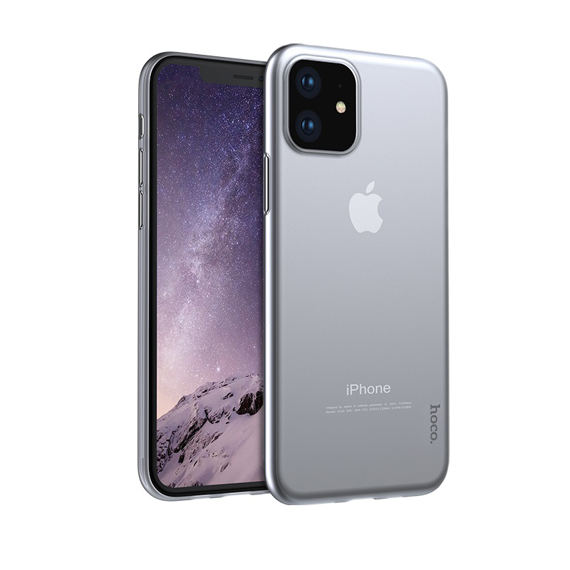 Ultratenký kryt na iPhone 11 - Hoco, Thin Transparent