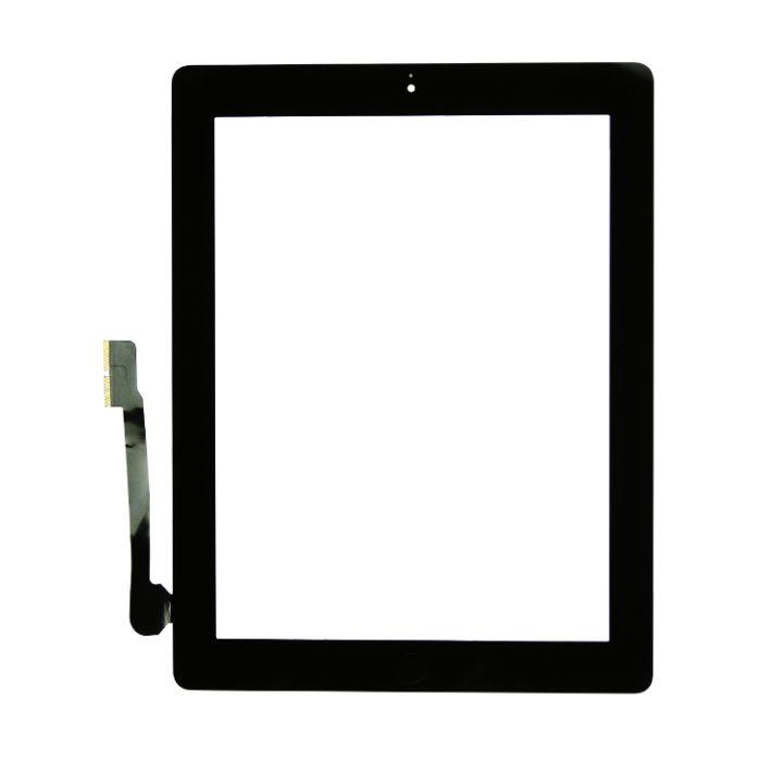 Dotykové sklo (touch screen) pro iPad 3 Black