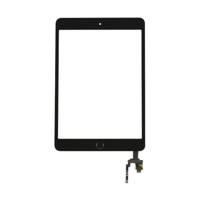 Dotykové sklo (touch screen) pro iPad mini 3 Black
