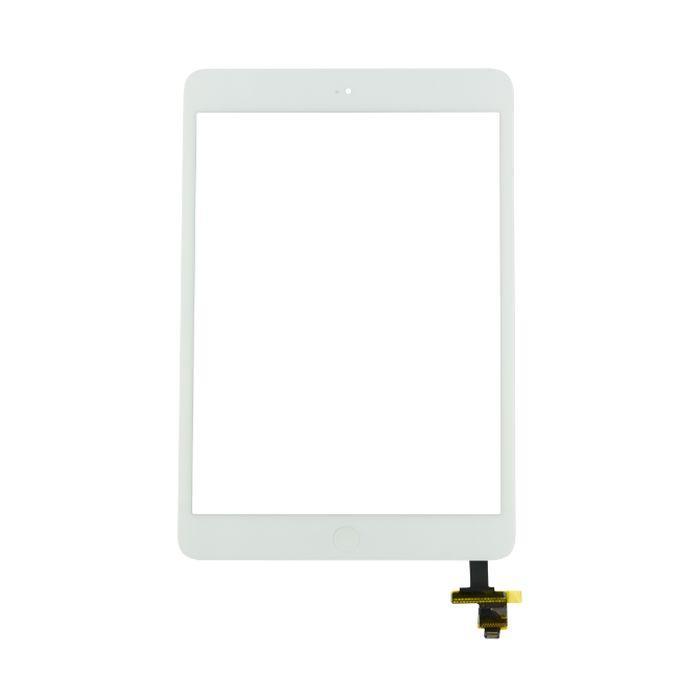 Dotykové sklo (touch screen) pro iPad mini 1/2 White