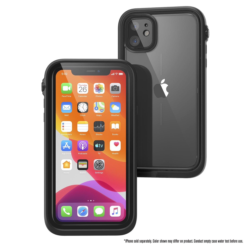 Voděodolné kryt pro iPhone 11 - Catalyst, Waterproof Case Black