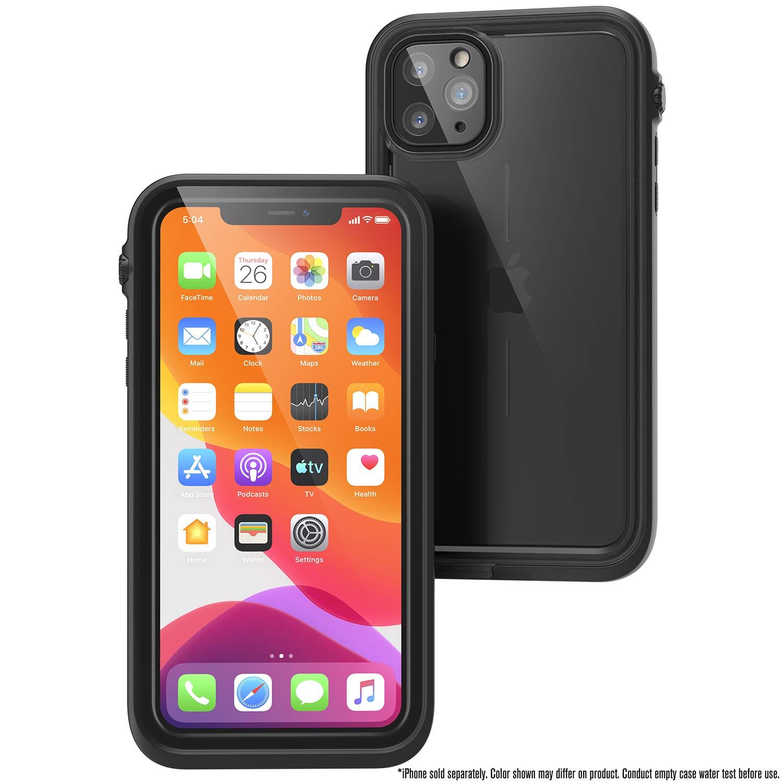 Voděodolné kryt pro iPhone 11 Pro MAX - Catalyst, Waterproof Case Black