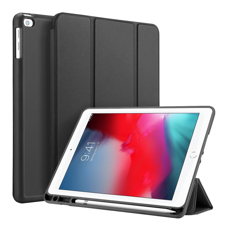 Pouzdro pro iPad 2018 / iPad 2017 / iPad Air 2 / iPad Air 1 - DuxDucis, Osom Black