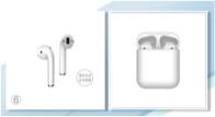 Bezdrátová sluchátka - Devia, TWS V7 White