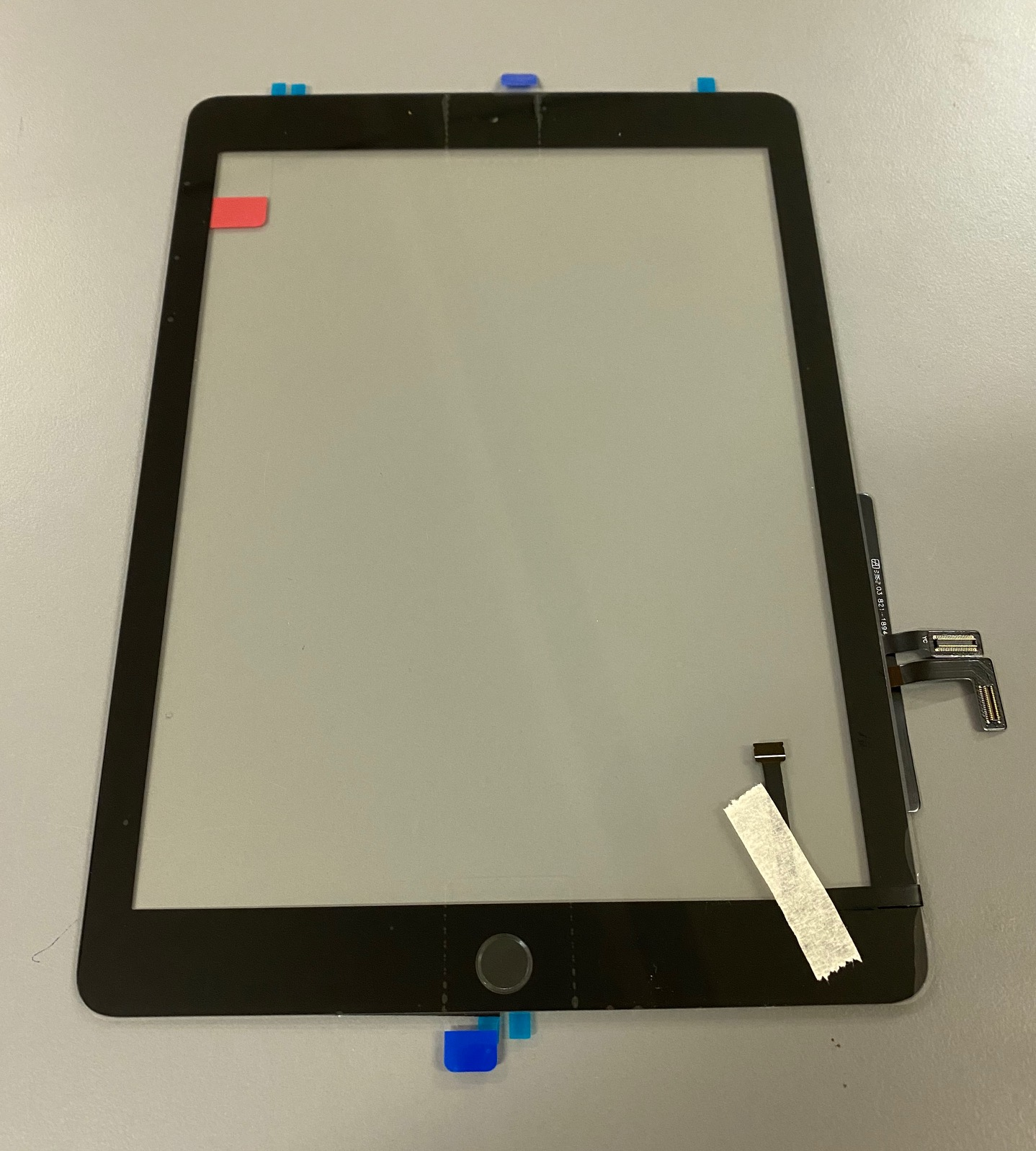 Dotykové sklo (touch screen) pro iPad Air 3 Black