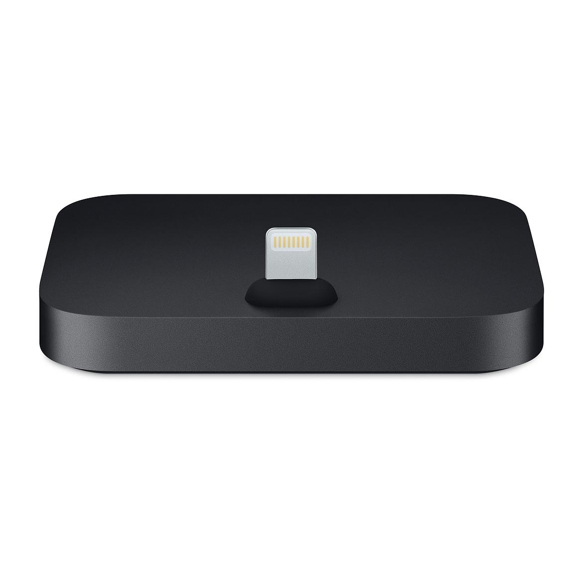 Dokovací stanice pro iPhone - Apple, iPhone Lightning Dock Black