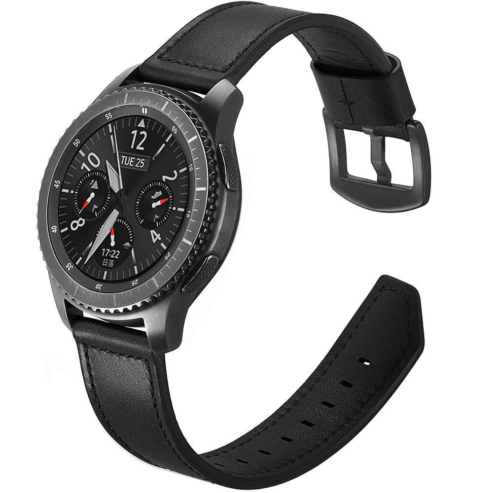 Řemínek pro Samsung Galaxy Watch 46mm - Tech-Protect, Herms Black
