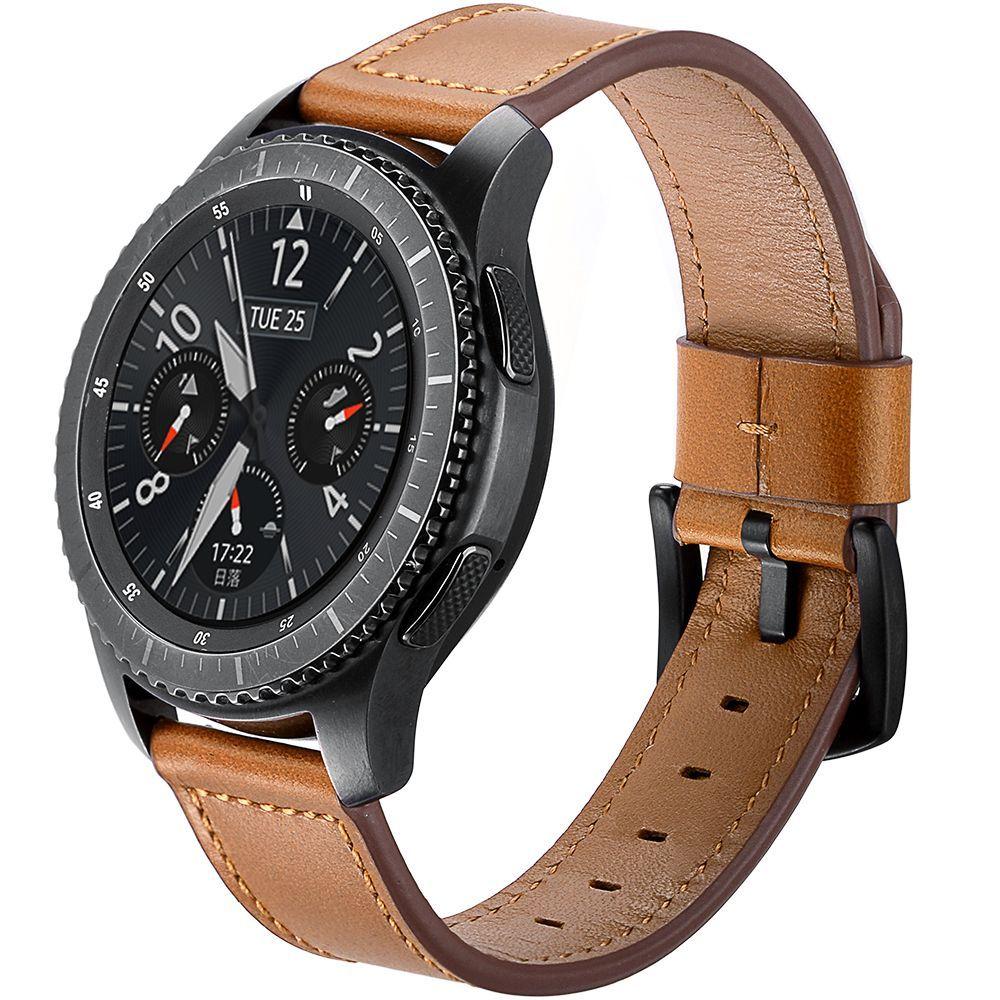 Řemínek pro Samsung Galaxy Watch 46mm - Tech-Protect, Herms Brown