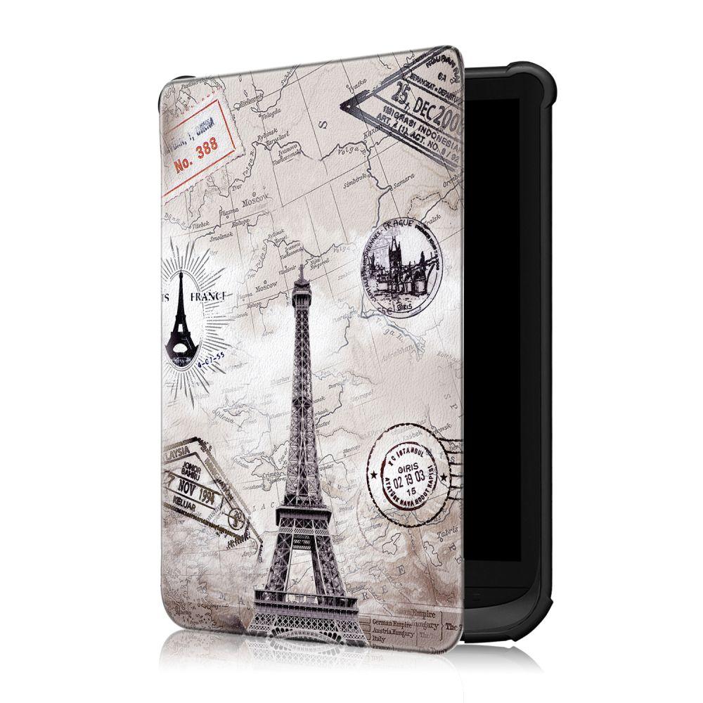 Pouzdro na PocketBook HD 3 632 / TOUCH 4 627 - Tech-Protect, Paris