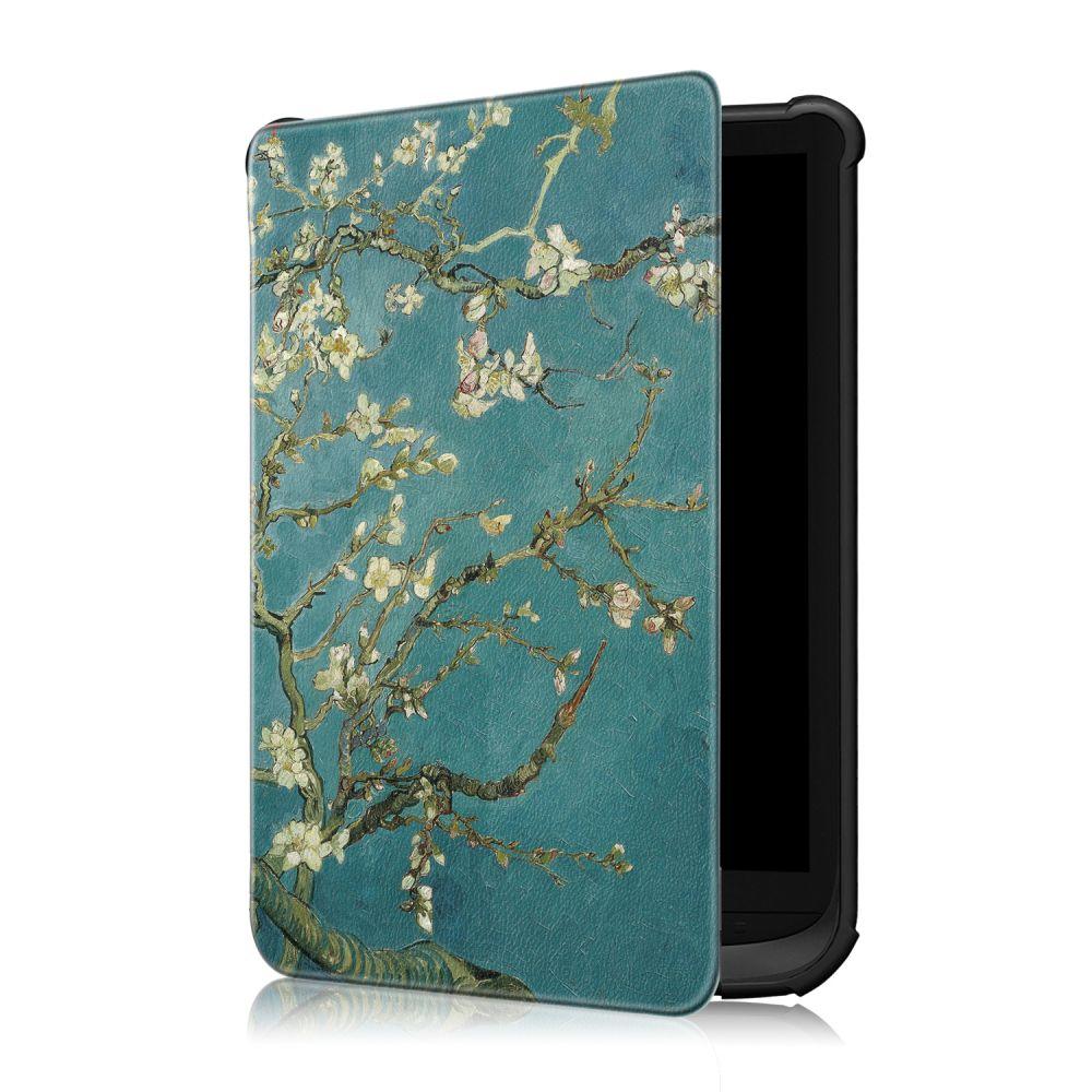 Pouzdro na PocketBook HD 3 632 / TOUCH 4 627 - Tech-Protect, Sakura