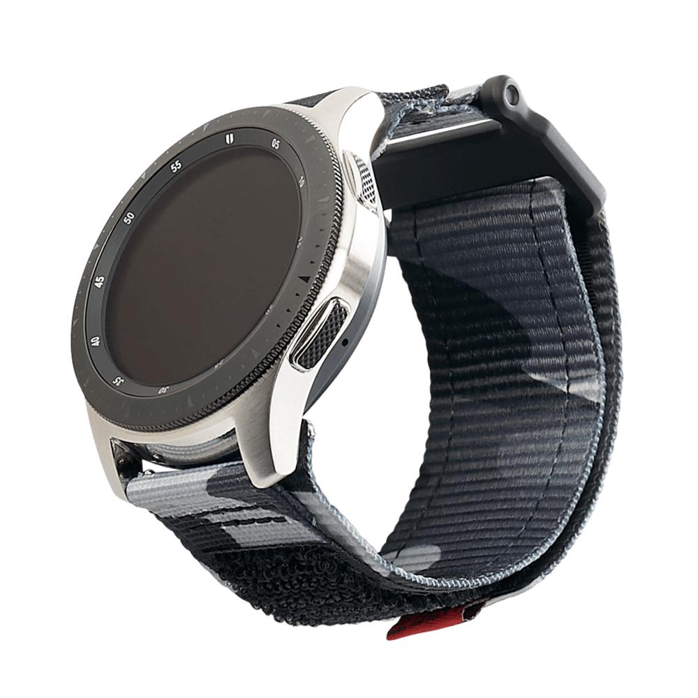 Řemínek pro Samsung Galaxy Watch 46mm - UAG, Active Strap Camo