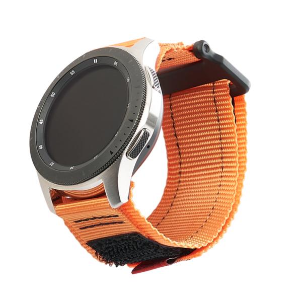 Řemínek pro Samsung Galaxy Watch 46mm - UAG, Active Strap Orange