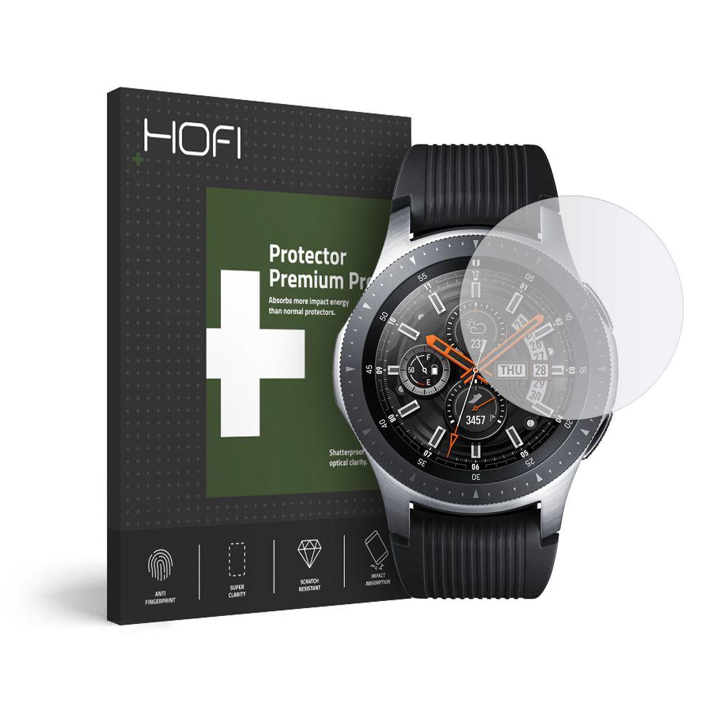 Ochranné tvrzené sklo na Samsung Galaxy Watch 46mm - Hofi, Glass Pro+