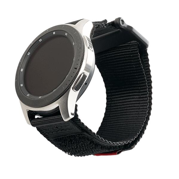 Řemínek pro Samsung Galaxy Watch 46mm - UAG, Active Strap Black