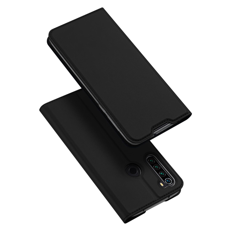 Pouzdro pro Xiaomi Redmi Note 8T - DuxDucis, SkinPro Black