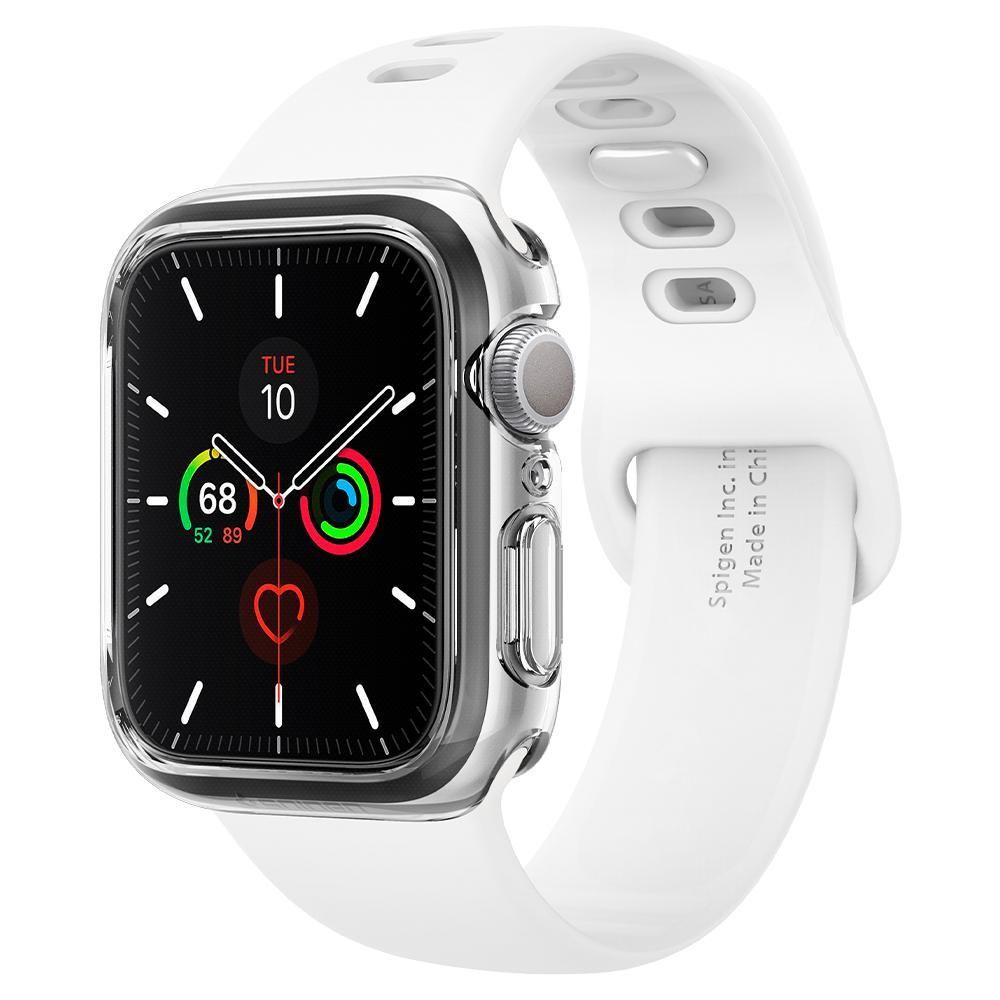 Levně Pouzdro / kryt pro Apple Watch 40mm - Spigen, Ultra Hybrid Clear