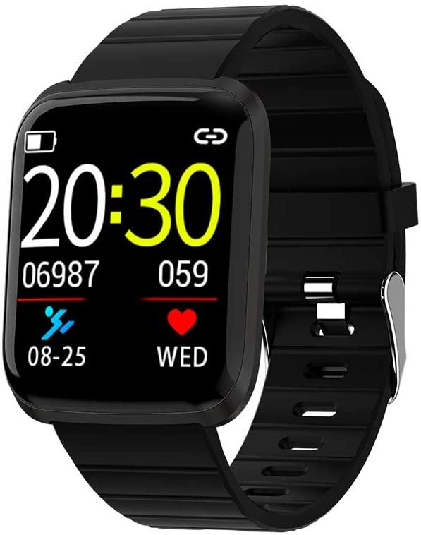 Fitness chytré hodinky - 116pro Black