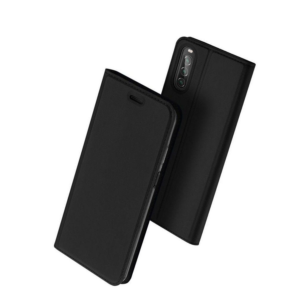 Pouzdro pro SONY Xperia 10 II - DuxDucis, SkinPro Black