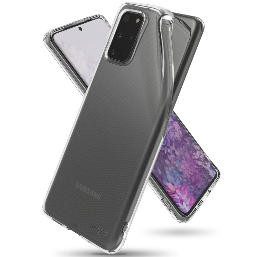 Ochranný kryt pro Samsung GALAXY S20 PLUS - Ringke, Air Clear