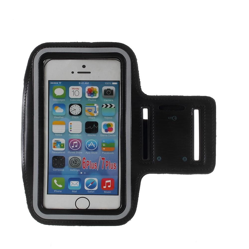Sportovní pouzdro na ruku pro iPhone - Black