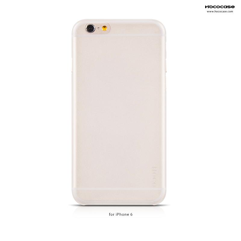 Pouzdro / kryt pro Apple iPhone 6 Plus / 6S Plus - Hoco ultratenký, White