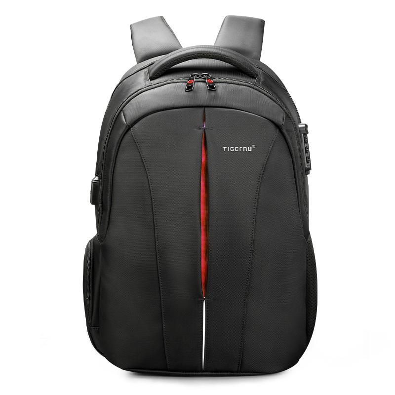 Městský batoh 15.6'' - Tigernu, T-B3105A Black/Orange