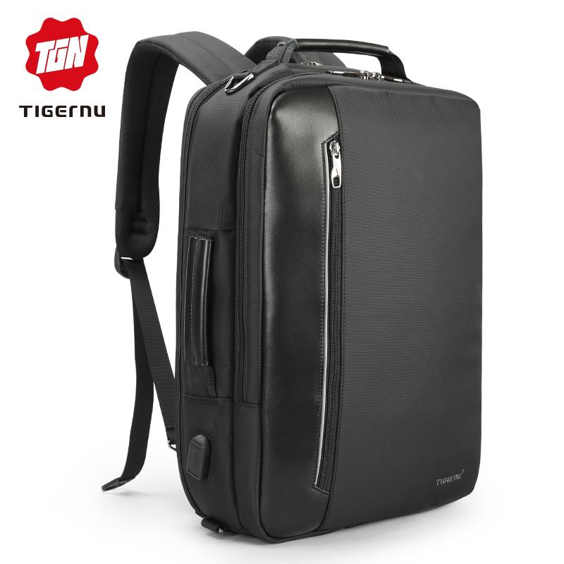 Městský batoh 15.6'' - Tigernu, T-B3639 Black