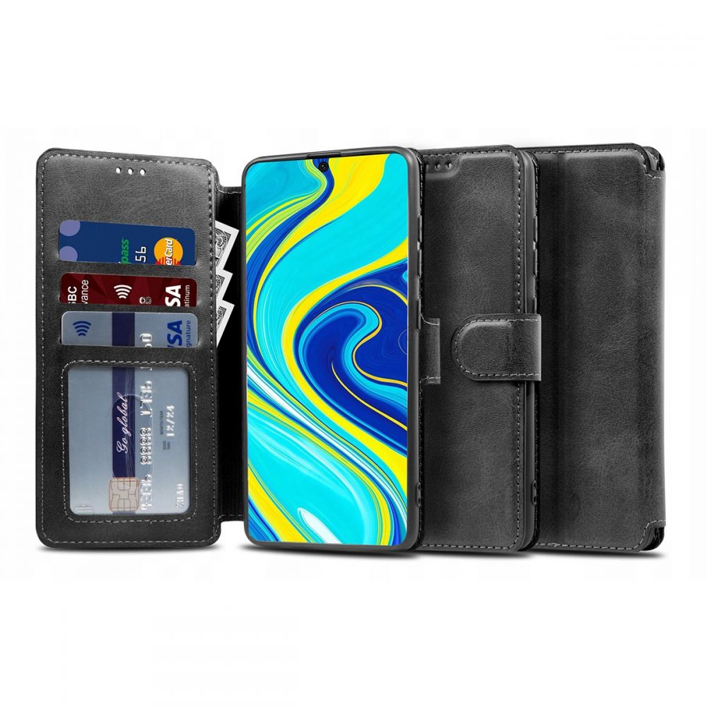 Pouzdro pro Xiaomi Poco X3 NFC / X3 Pro - Tech-Protect, Wallet Black