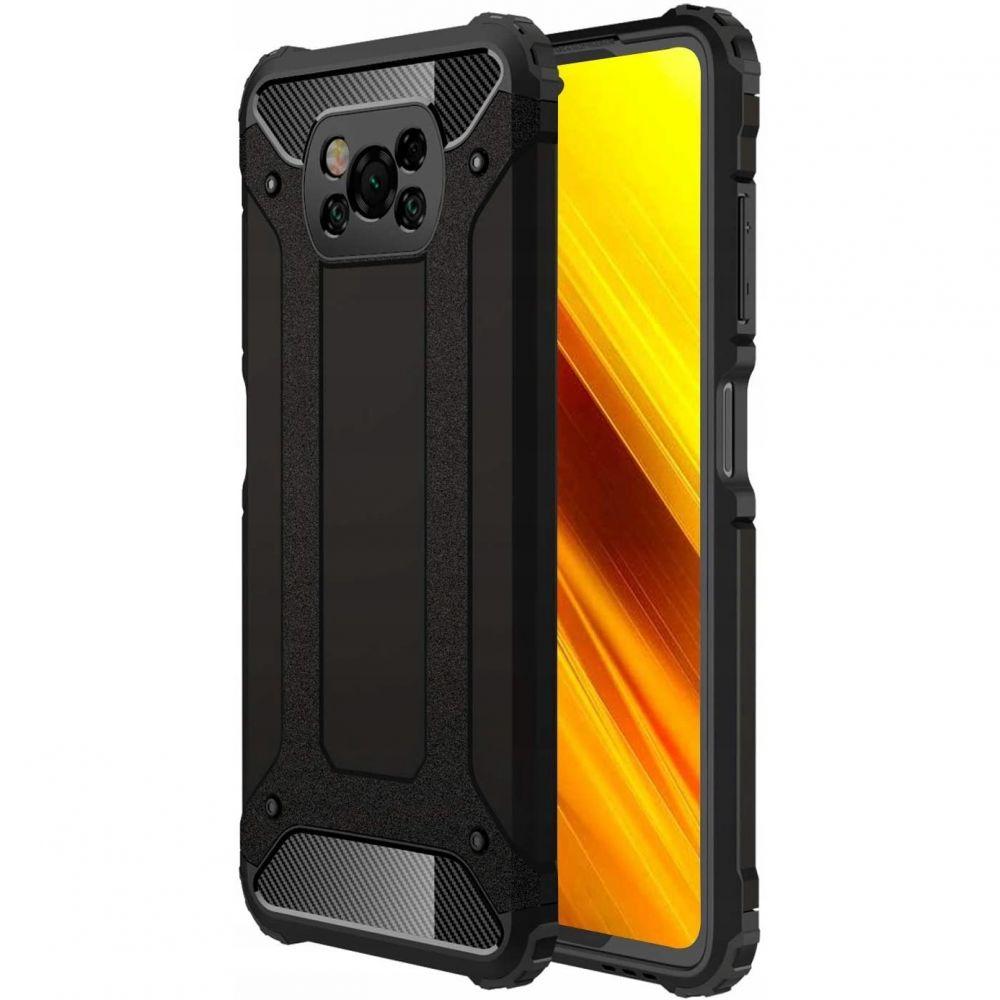 Ochranný kryt pro Xiaomi Poco X3 NFC - Tech-Protect, Xarmor Black
