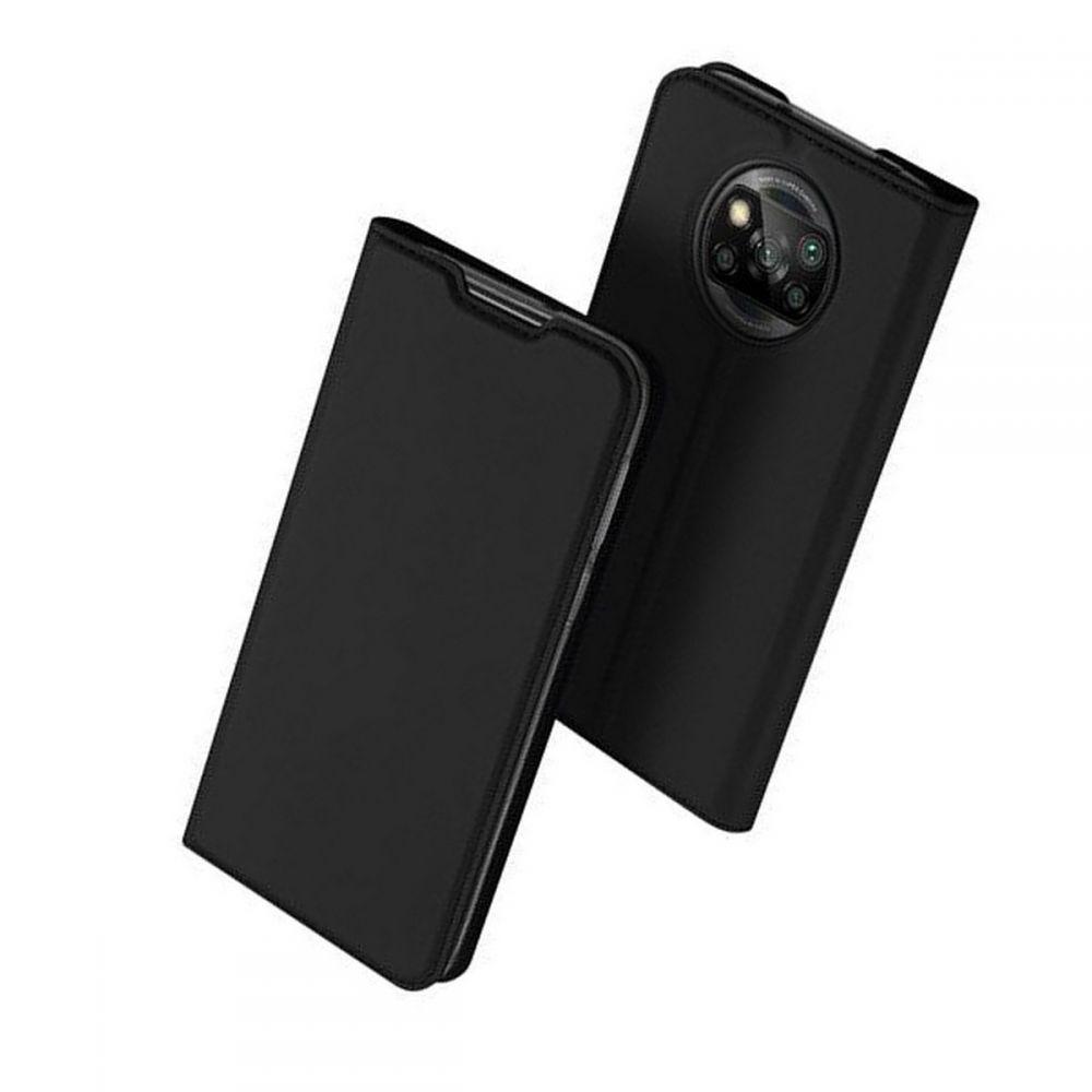 Pouzdro pro Xiaomi Poco X3 NFC - DuxDucis, SkinPro Black