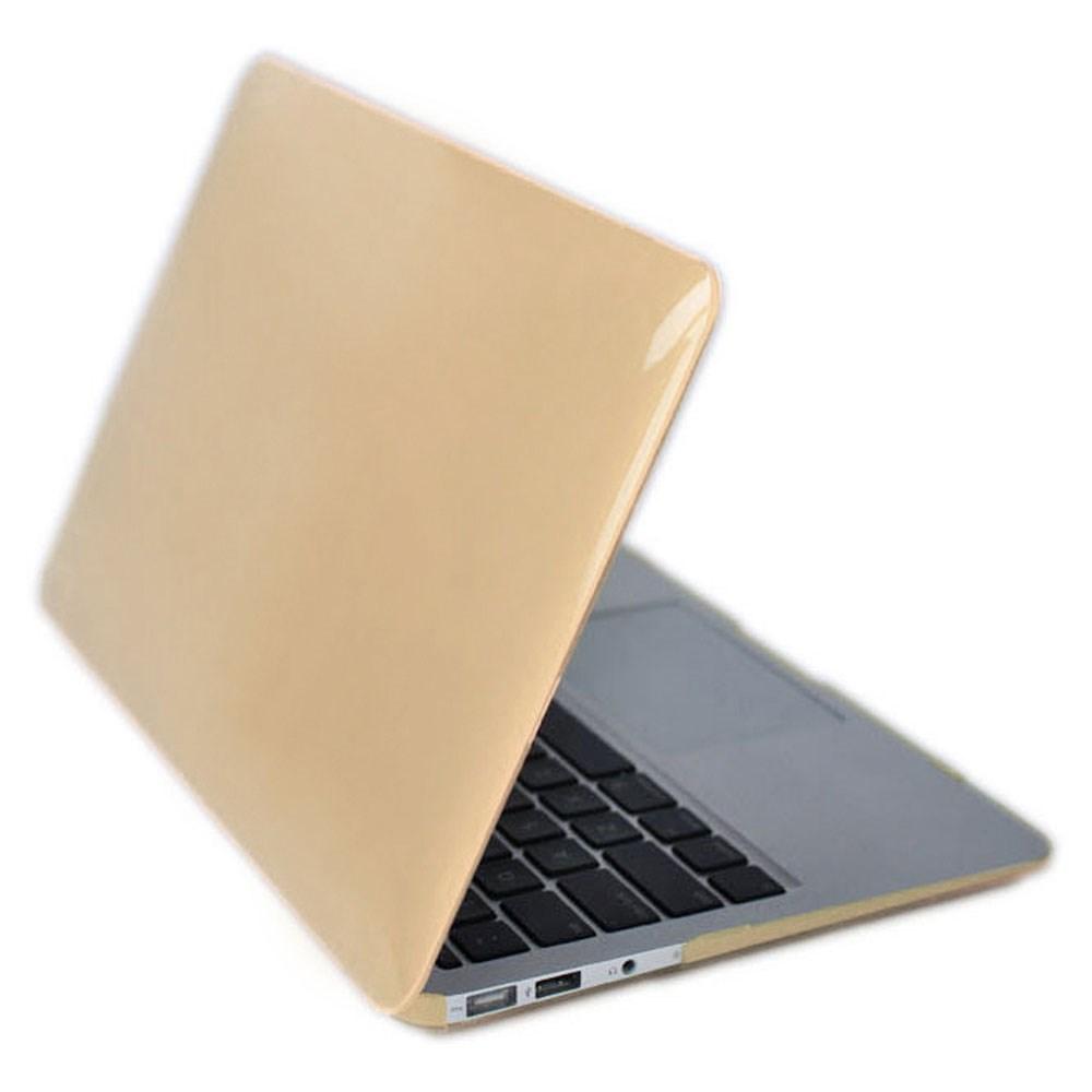 Polykarbonátové pouzdro / kryt na MacBook Air 13 (2010-2017) - Gold